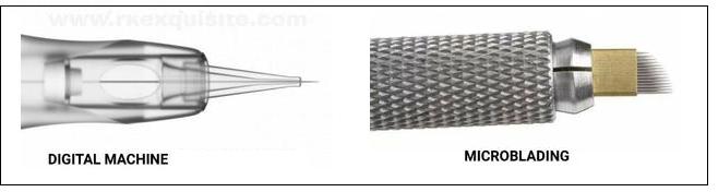SPMU vs Microblading