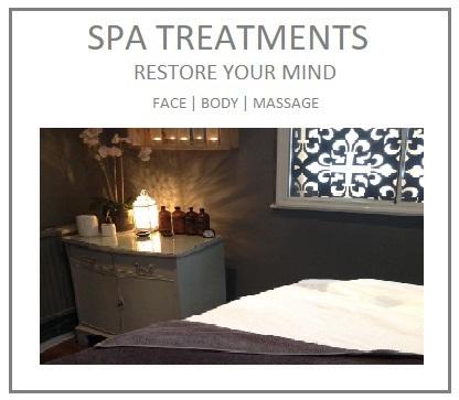 Spa Treatments at Treat